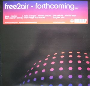 F2A 26T - FREE2AIR Recordings - VARIOUS